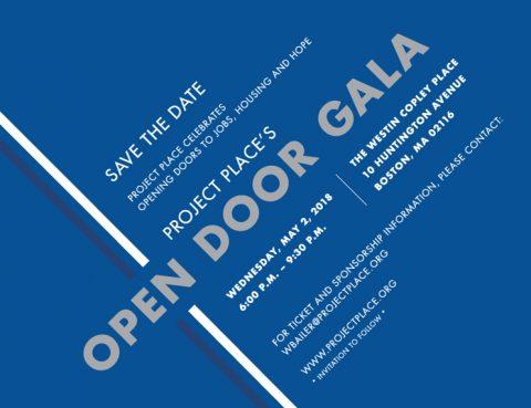 Save the Date: Open Door Gala