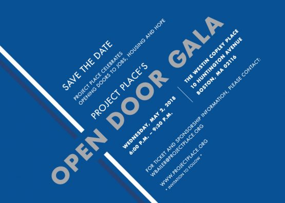 Save the Date: Open Door Gala
