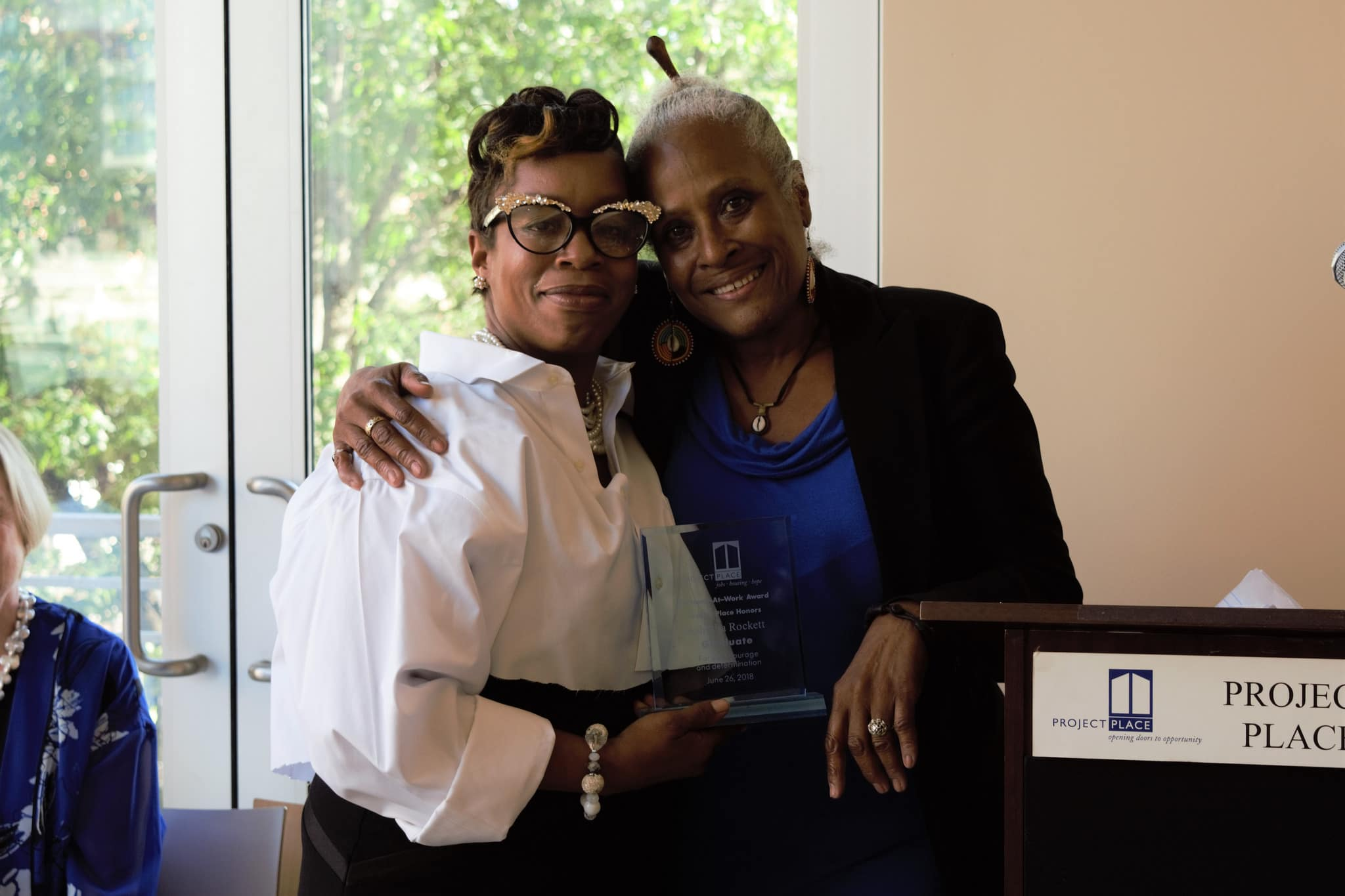 2018 Annual Meeting Award Recipient