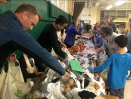 Thanksgiving Meal Packing Event